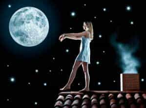 Болезнь лунатизм