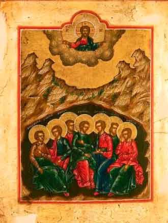 Семь спящих отроков - символ перехода от времени гонений на христианство к эпохе его торжества