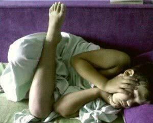 позы спящего человека
