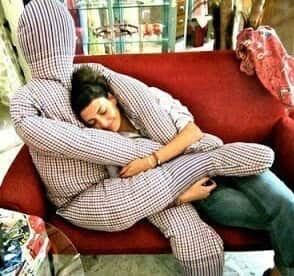 Подушки для одиноких