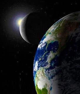 Воздействие луны на человека