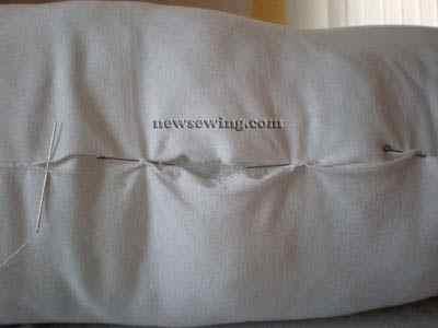 подушка для кормления своими руками