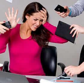 Ароматерапия при стрессе