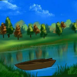 приснилась-река