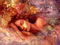 снится женщина
