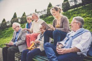 замедление процессов старения