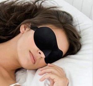 Виды масок для сна