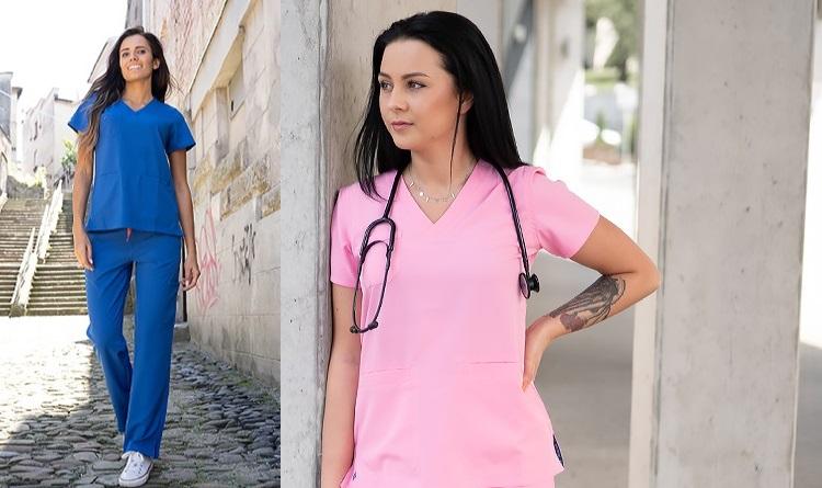 сайт модной медицинской одежды