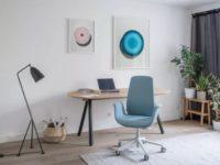 Офисное кресло дома