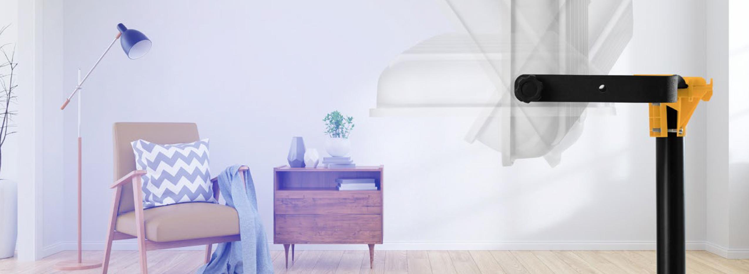 лампа для дезинфекции помещения