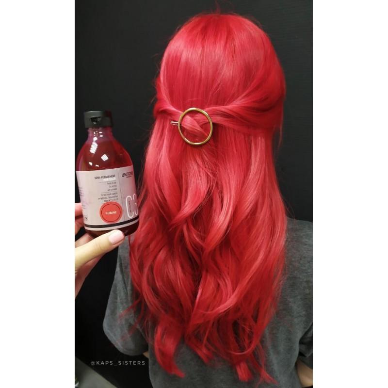 покраска волос unitones