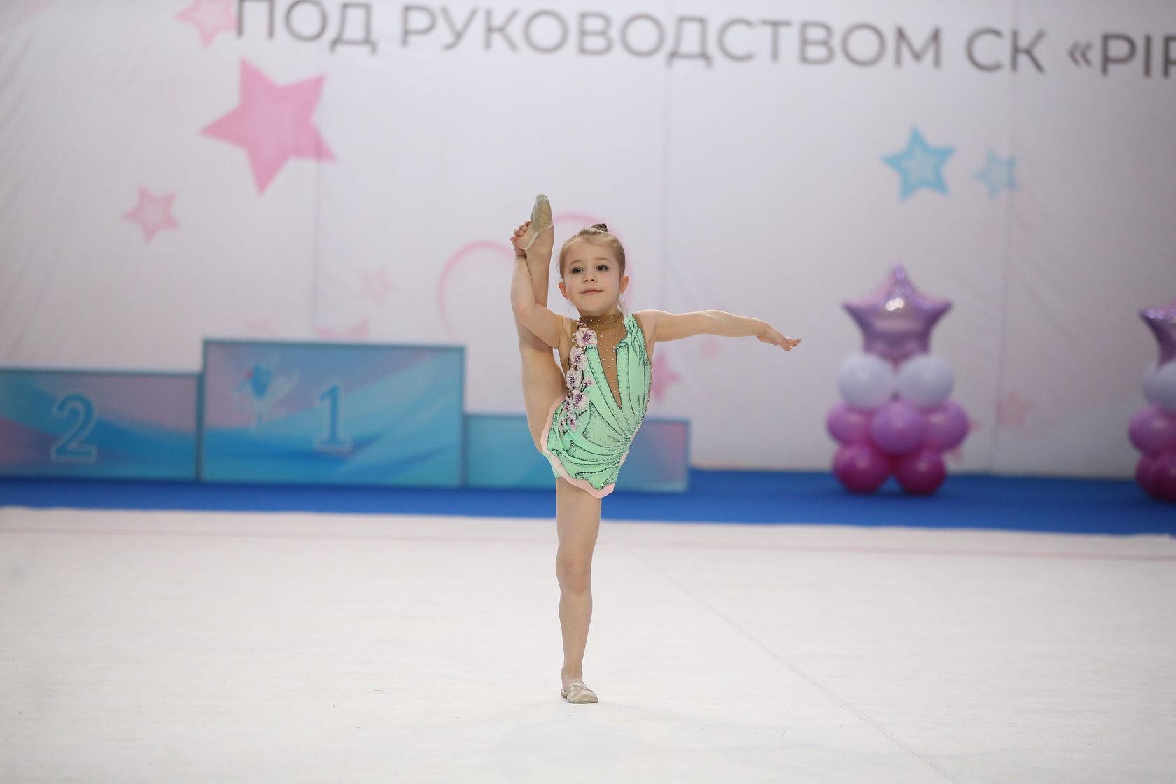 школа художественной гимнастики в Москве